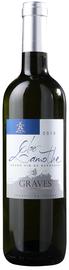 Вино красное сухое «Clos Lamothe Graves Blanc» 2015 г.