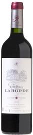 Вино красное сухое «Chateau Laborde Lalande de Pomerol» 2014 г.