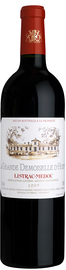Вино красное сухое «La Grande Demoiselle d'Hosten Listrac-Medoc» 2010 г.
