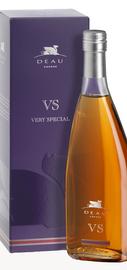 Коньяк французский «Deau VS» В подарочной упаковке