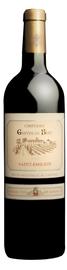 Вино красное сухое «Chateau Graves du Bert Saint-Emilion» 2015 г.