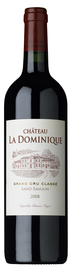 Вино красное сухое «Chateau La Dominique Grand cru Saint-Emilion» 2008 г.