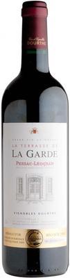 Вино красное сухое «La Terrasse de La Garde» 2014 г.