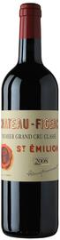 Вино красное сухое «Chateau Figeac Grand cru Saint-Emilion» 2008 г.