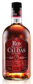Ром «Viejo de Caldas Juan de la Cruz 5 Years Old»