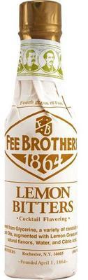 Ликер «Fee Brothers Lemon Bitters»