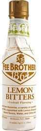 Ликер «Fee Brothers Lemon Bitters»