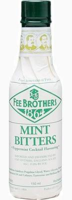 Ликер «Fee Brothers Mint Bitters»