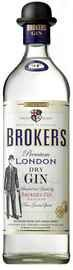 Джин «Broker's Premium london Dry Gin»