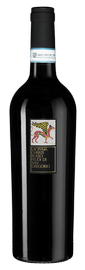 Вино красное сухое «Feudi di San Gregorio Lacryma Christi Rosso» 2017 г.