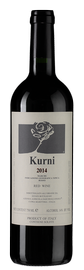 Вино красное полусдадкое «Kurni Marche» 2014 г.