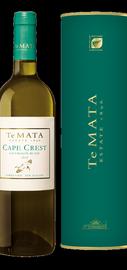 Вино белое сухое «Cape Crest Sauvignon blanc» в подарочной упаковке