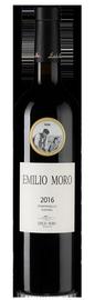 Вино красное сухое «Emilio Moro» 2016 г.