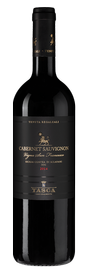 Вино красное сухое «Tasca d'Almerita Cabernet Sauvignon» 2014 г.
