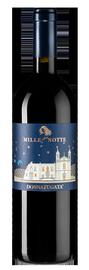 Вино красное сухое «Mille e Una Notte» 2014 г.