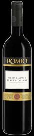 Вино красное полусухое «Romio Nero d'Avola» 2017 г.