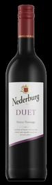 Вино красное полусухое «Nederburg Duet Western Cape» 2017 г.