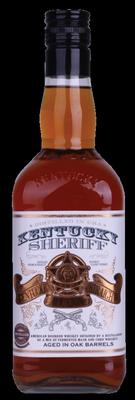 Виски американский «Bourbon Kentucky Sheriff»