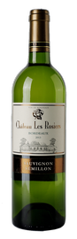 Вино белое сухое «Chateau Les Rosiers» 2017 г.