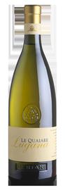 Вино белое сухое «Bertani Le Quaiare Lugana» 2017 г.