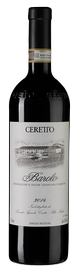 Вино красное сухое «Ceretto Barolo» 2014 г.