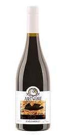 Вино красное полусладкое «Kindzmarauli Artwine» 2018 г.