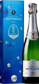 Шампанское белое брют «Taittinger Brut Reserve FIFA World Cup 2018» в подарочной упаковке