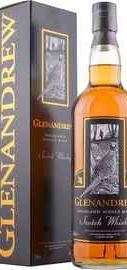 Виски шотландский «Glenandrew» в подарочной упаковке
