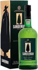 Портвейн «Sandeman White Porto» в подарочной упаковке