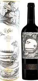 Вино красное сухое «La Grola Limited Edition Nazareno Rodrigues Alves» 2014 г., в тубе