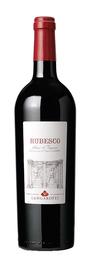 Вино красное сухое «Lungarotti Rubesco» 2014 г.