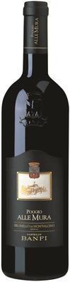 Вино красное сухое «Poggio alle Mura Brunello di Montalcino» 2013 г.