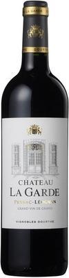Вино красное сухое «Chateau La Garde Grand Vin de Graves» 2012 г.