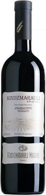 Вино красное полусладкое «Kindzmarauli Original» 2017 г.