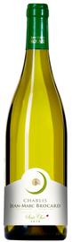 Вино белое сухое «Chablis AOC Vieilles Vignes» 2017 г.