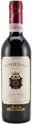 Вино красное сухое «Nipozzano Chianti Rufina Riserva, 0.375 л» 2014 г.
