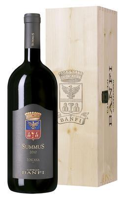 Вино красное сухое «SummuS Sant'Antimo, 2014 г.» в деревянной подарочной упаковке