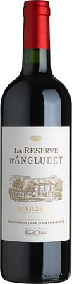 Вино красное сухое «La Reserve d Angludet Margaux, 0.375 л» 2015 г.