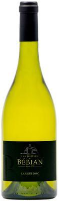 Вино белое сухое «La Chapelle de Bebian Blanc Coteaux du Languedoc» 2017 г.