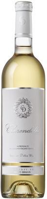 Вино белое сухое «Clarence Dillon Clarendelle Blanc Bordeaux» 2017 г.
