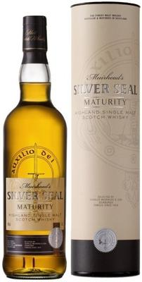 Виски шотландский «Single Malt Muirhead's Silver Seal Maturity» в подарочной упаковке