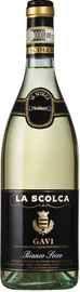 Вино белое сухое «Gavi dei Gav» 2017 г.