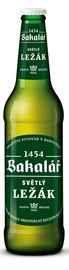 Пиво «Bakalar Svetly Lezak»