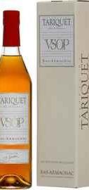 Арманьяк французский «Bas-Armagnac Chateau du Tariquet VSOP» в подарочной упаковке