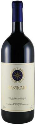 Вино красное сухое «Sassicaia Bolgheri Sassicaia, 1.5 л» 2015 г.