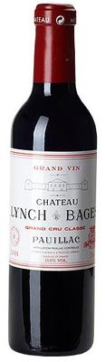 Вино красное сухое «Chateau Lynch-Bages Grand Cru Classe (Pauillac), 0.375 л» 2006 г.