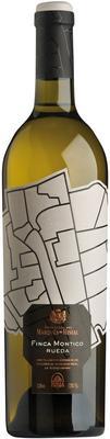 Вино белое сухое «Finca Montico» 2017 г.