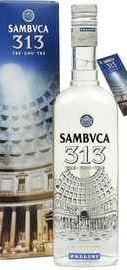Ликер «Sambvca 313» в подарочной упаковке