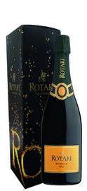 Вино игристое белое брют «Trento Rotari Riserva Brut» 2015 г. в подарочной упаковке