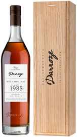 Арманьяк «Darroze Bas-Armagnac Domaine de Salie» 1988 г.